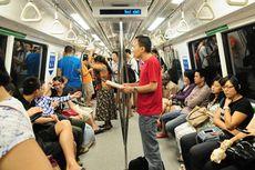 Manjakan Pejalan Kaki, Singapura Rombak Peta MRT