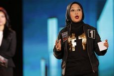 Sylviana Berikan Potret Jakarta ke Anies Baswedan