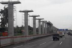 Menhub Punya Skema Baru Pembangunan LRT Cibubur-Bogor