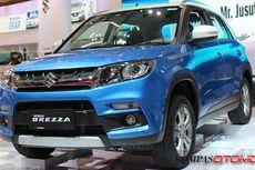 Suzuki Vitara Brezza Meluncur Tahun Depan?