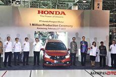 Honda Indonesia Belum Boleh Ekspor Mobil