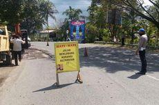 Proses Tutup Lubang Selesai, Jalan Nasional Siap untuk Mudik