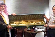 KPK: 5 Laporan Gratifikasi Hadiah Raja Salman, dari Jam Rolex hingga Pedang Emas