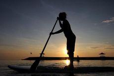 Mengejar Matahari Terbit di Pantai Sanur