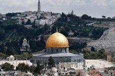 Menlu RI Telepon Menlu Jordania, Sampaikan Pernyataan soal Al Aqsa