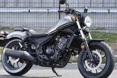 Honda Timang Rebel 250 untuk Indonesia