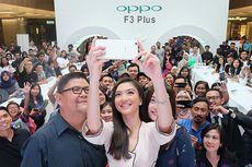 13.000 Konsumen Telah Memiliki OPPO F3 Plus di Hari Penjualan Perdana