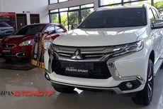 Mitsubishi Mulai Diskon Pajero Sport