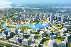 Konsep <i>Eco Business Park</i> Hadir di Kota Mandiri Masa Depan