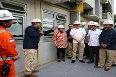Peresmian Pipa Gas Bawa Manfaat Bagi warga Surabaya