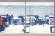 """Blueprint Luncurkan Jasa Cetak Tekstil 4 """"Pass"""" Termurah di Indonesia"""
