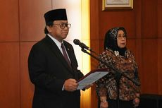 Oesman Sapta Pimpin Pengucapan Sumpah Anggota MPR