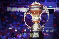 Kalahkan China, Korea Juara Piala Sudirman