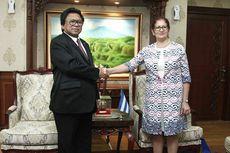 Ketua DPD RI Mendorong Penguatan dan Perluasan Kerja Sama Bilateral Indonesia – Kuba