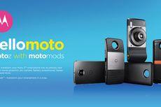 Ponsel Modular Moto Z ini Dapat Menunjang Beragam Aktivitas Kreatifmu