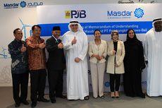 PT PJB  Kerja Sama dengan Masdar untuk Kembangkan Proyek EBT
