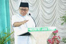 Ketua MPR  Tekankan Penerapan 4 Pilar Kebangsaan Kepada Santri di Karawang