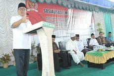 Zulkifli Hasan Tekankan Pentingnya Implementasi Empat Pilar Kebangsaan