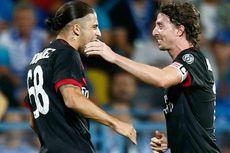 AC Milan Buka Peluang ke Babak