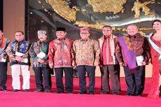 Ketua MPR Hadiri Halal Bihalal Masyarakat Sumatera Bagian Selatan