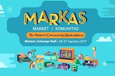 "Yuk, Ikut ""Kopdar"" Seru Komunitas di MARKAS Kaskus 2017"