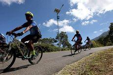 Menguak Pesona Alam Indonesia Timur Melalui Jelajah Sepeda Flores 2017