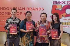 BCA Urutan Pertama dalam Merek Indonesia Paling Berharga 2017 Versi BrandZ
