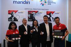 Dukung Asian Games 2018, Bank Mandiri Luncurkan e-Money Edisi Khusus