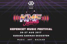 Kepencet Music Festival 2017, dari Jejeran Band Indie Keren sampai <i>Live Arts</i>