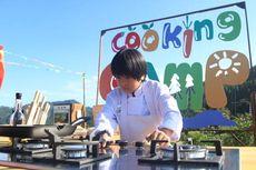 Tiru Aktivitas Positif Anak dari Film Cooking Camp