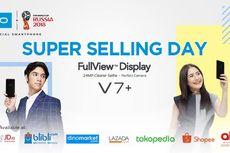 """Beli Vivo V7+ Bonus Kuota Internet 10 GB, Hanya di """"Super Selling Day"""""""
