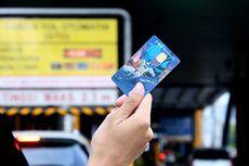 Uang Elektronik Gratis di Gerbang Tol