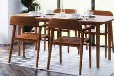 3 Cara Merawat Furnitur Meja dan Kursi