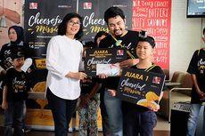 Seru-seruan Bersama Keluarga dalam Tantangan KFC CheesefulMission