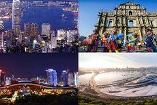 Jelajahi Keindahan Kota Hongkong, Macau, Shenzhen dan Zhuhai Dalam Satu Waktu