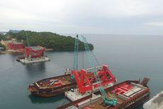 Dipercepat, Pembangunan Jembatan Holtekamp di Papua Akan Rampung Maret 2018