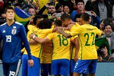 Kesuksesan dan Kegagalan Neymar Warnai Kemenangan Brasil
