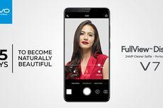 5 hari Lagi Vivo V7 dengan Face Beauty 7.0 akan Diluncurkan