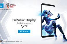 """Puaskan Hasrat """"Selfie"""" dan Main <i>Game</i> dengan Vivo V7"""