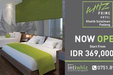 Whiz Prime Hotel Khatib Sulaiman Padang Resmi Beroperasi