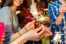Seadanya Tapi Seru, Ini Cara Rayakan Tahun Baru di Rumah