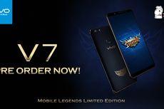 Vivo V7 Edisi Spesial Ini Dirancang Khusus untuk Para Pemain Mobile Legends