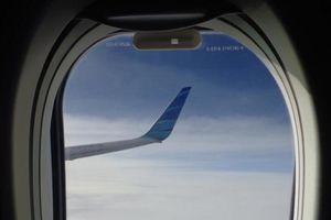Ditabrak Burung, Pesawat Garuda Kembali ke Bandara Makassar