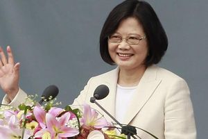 Presiden Tsai Ucapkan 'Selamat Idul Fitri' Pakai Bahasa Indonesia