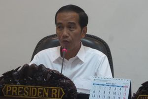 Saat Jokowi Singgung 'Reshuffle'...