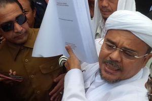 Polisi Tantang Rizieq Buktikan di Pengadilan Dirinya Tak Bersalah