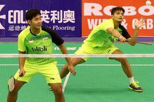 Cara Angga/Ricky Singkirkan Li/Liu