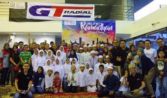 Berbagi ala Altis Indonesia Community