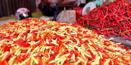 Terus Turun, Harga Cabai Rawit Merah di Jakarta Rp 53.000 per Kilogram