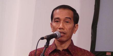 Jokowi: Sudah, Sepedanya Sudah Habis...